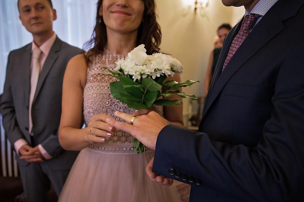 ślub cywilny iwony i roberta